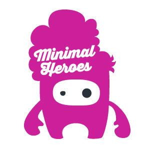 300 Minimal Heroes